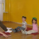 Zajęcia z rehabilitantem (2)