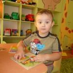 Pierwsze dni w przedszkolu (1)