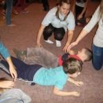 Zabawy z wolontariuszkami (8)