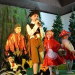 Czerwony Kapturek - bajka muzyczna (1)