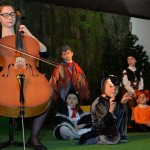 Czerwony Kapturek - bajka muzyczna (2)