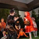 Czerwony Kapturek - bajka muzyczna (3)