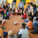Święta Wielkanocne tuż, tuż - warsztaty z rodzicami (2)