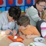 Święta Wielkanocne tuż, tuż - warsztaty z rodzicami (4)