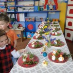 Święta Wielkanocne tuż, tuż - warsztaty z rodzicami (6)