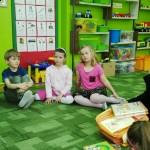 Spotkanie z nauczycielką z SP 3 (1)