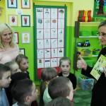 Spotkanie z nauczycielką z SP 3 (2)