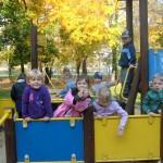 Zabawy w Parku Jordanowskim (4)