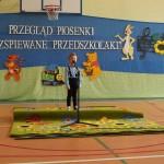 Rozśpiewane przedszkolaki (1)