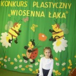 Wiosenna łąka - konkurs plastyczny (1)