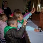Zwiedzamy kościół (2)