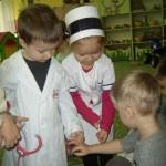 W gabinecie lekarskim (1)