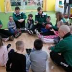Spotkanie z piłkarzami Klubu Wisłoka (5)