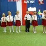 Święto Flagi - uroxzystość w przedszkolu (2)