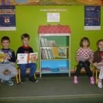 Klub czytających przedszkolaków (1)