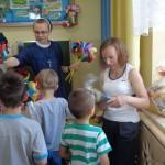 Z rewizytą w zaprzyjaźnionym przedszkolu (11)