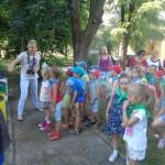 Zwiedzanie ścieżki edukacyjnej w PM 4 (1)