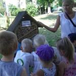 Zwiedzanie ścieżki edukacyjnej w PM 4 (14)