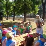 Zwiedzanie ścieżki edukacyjnej w PM 4 (2)