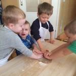 Pieczenie pierników w grupie I (4)