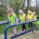 Zabawy w Parku Jordanowskim (2)