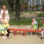 Zabawy w Parku Jordanowskim (6)