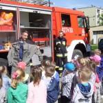 Strażacy w przedszkolu (2)