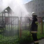 Strażacy w przedszkolu (6)