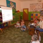 Spotkanie z nauczycielką z SP3 (1)
