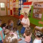 Spotkanie z nauczycielką z SP3 (2)