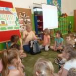 Spotkanie z nauczycielką z SP3 (3)