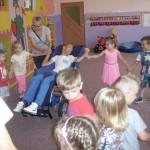 Spotkanie z niepełnosprawnym chłopcem (2)