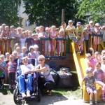 Spotkanie z niepełnosprawnym chłopcem (3)