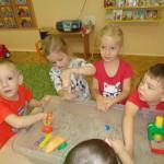 Pierwsze dni w przedszkolu (4)