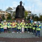 Pod pomnikiem Jana Pawła II (3)