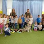 Spotkanie  dogoterapeutą i psem (3)
